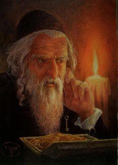 Miroslaw Szeib – Żyd z kluczykiem do fortuny