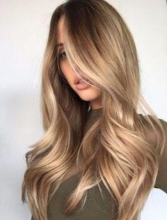 Blonde Brown Balayage