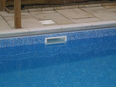 When you do a research for the installation of your pool, you will find many items that you will need to buy for the pool. What's a swimming pool skimmer?  #swimmingpool #pool #skimmers