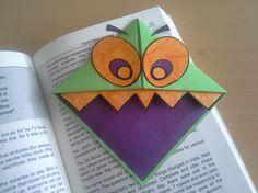 2 Monster Bookmark... :)