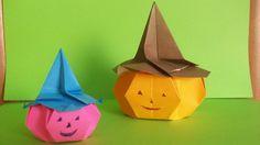 DIY Поделки Из Бумаги на Хэллоуин. Тыква Подсвечник Своими Руками #halloweencrafts