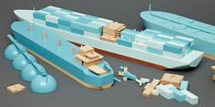 great wooden toy boats