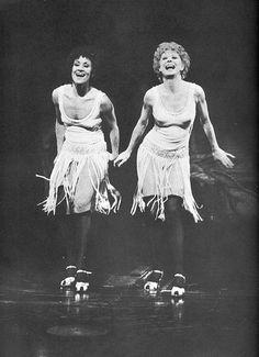 Chita Rivera & Gwen Verdan