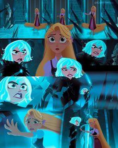 Tangled Movie, Tangled Series, Disney Tangled, Disney Fun, Disney Princess, Cassandra Tangled, Moving Wallpapers, Jeff The Killer, Kids Shows