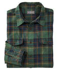 Find the best Men's Signature Castine Flannel Shirt, Plaid at L. Our high quality Men's Shirts are thoughtfully designed and built to last season after season. Denim Shirt Men, Mens Flannel Shirt, Plaid Shirts, Check Shirt Man, Casual Shirts For Men, Flannels For Men, Trendy Hoodies, Best Mens Fashion, Mens Clothing Styles