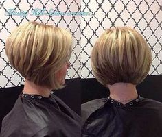 Back View of Bob Hairstyles | Bob Hairstyles 2015 - Short Hairstyles for Women