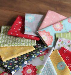 Wallflower pattern - Windham Fabrics