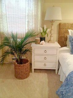 Coastal Master Bedroom Makeover