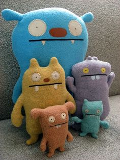 UglyDolls are awesome