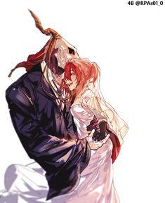 The ancient magus bride Elias ♡ chise