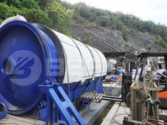 Beston semi-continuous waste rubber recycling machine was installed in South Korea for recycling rubber. In South Korea, there are a large of waste rubber wire and tyre waiting for . Recycling Of Waste, Recycling Plant, Recycling Process, Recycling Machines, Ocean Pollution, Tyres Recycle, Used Tires, Fuel Oil, Best Insulation