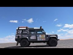 Roadshow: Come along as we rally with the Gazelles in Morocco (Part 1)