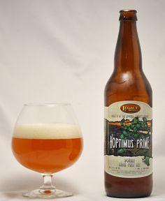 Funny Beer Names - Hoptimus Prime @Christine Beckhusen