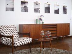retro interier design