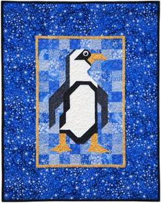 christmas applique quilt patterns penquins