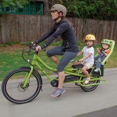 Yuba Cargo Bikes | Cargo Bike Lifestyle