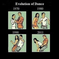 Funny pictures about Evolution of dance. Oh, and cool pics about Evolution of dance. Also, Evolution of dance. Funny Baby Images, Funny Dog Photos, Funny Dog Videos, Funny Pictures, Humor Videos, Funny Shit, The Funny, Funny Stuff, That's Hilarious
