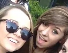 Bria Kelly and Christina Grimmie Top 10
