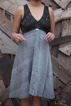 Beautiful Ikat dress on iTokri.com