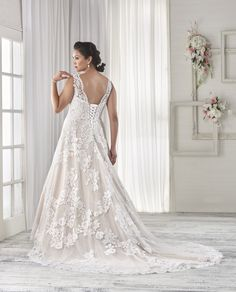 """""""Bonny Bridal Wedding Dress"""" 
