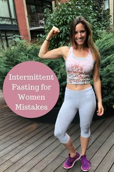 Repin and click through to read my top tips for overcoming the most common mistakes women make with intermittent fasting and how to get started with intermittent fasting the right way. #intermittentfasting
