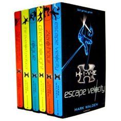 H.I.V.E. series by Mark Walden Higher Institute of Villainous Education