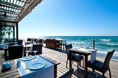 Dineren aan zee