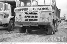 Vintage Trucks, Old Trucks, Big Tractors, Old Lorries, Road Transport, Road Train, British Rail, Commercial Vehicle, Classic Trucks