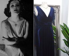 Prom Dresses Blue, Long Bridesmaid Dresses, Ball Dresses, Old Hollywood Dress, Old Hollywood Glamour, Grecian Dress, Blue Ball Gowns, Blue Velvet Dress, Sophisticated Dress