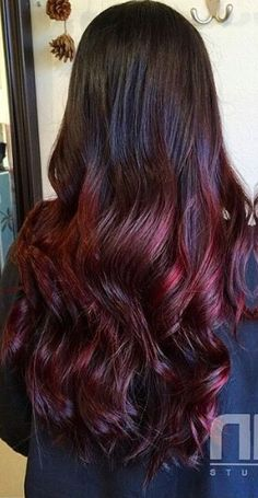 1000 Images About Red Hair On Pinterest Red Balayage