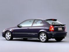 Honda Civic SiR-II Hatchback (1995 – 1997).