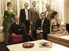 Mad Men/ Frank Ockenfels is the photographer for AMC's original series key art and gallery photography