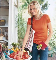 The Working Girl Diet: Easy Ways to Stay Healthy - Quick, easy meal ideas. I will call this the busy mommy diet  =)