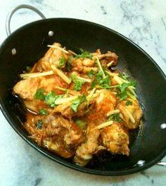 "Looking for Chicken karahi recipe? Try out this Chicken karahi gosht Recipe by Chef Sara Riaz in cooking show ""Zauq Zindagi"" on Zaiqa Tv."