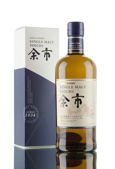 A Japanese single malt whisky distilled at Nikka's Yoichi distillery, which was build in 1934. Replacing the previous aged statement releases, this new Japanese release recently picked up a gold medal at the World Whisky Awards (WWA) 2016.