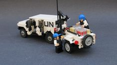 United Nations (2) | Flickr - Photo Sharing! Lego Soldiers, Lego Ww2, Lego Police, Lego Truck, Lego Mecha, Lego Blocks, Minecraft Party, Lego House, Custom Lego