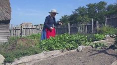 2011 17th-Century English Village Virtual Field Trip