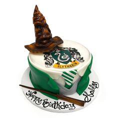 Image result for slytherin cake