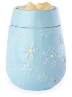Snowflake Illumination Fragrance Warmer $9.99