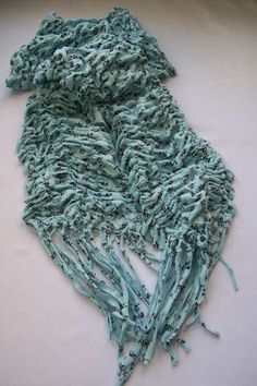 Infinity scarf made from old pajama pants no sewing needed just ruched scarf from pajama pants diy scarfscarf ideasruffle solutioingenieria Images