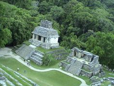 Temple in the Kingdom of Tikal,