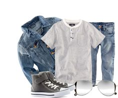 Grey Jean - Toddler Boy - She has cute outfits for boys & girls, plus promo codes if available. Cute stuff!