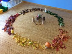Autumn Activities, Activities For Kids, Baby Sensory Play, Reggio Emilia, Kindergarten Activities, Calgary, Ideas Para, Arts And Crafts, Table Decorations