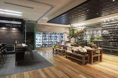 Quarter Twenty One Retail - Mima Design - Creating Branded Retail + Hospitality Environments