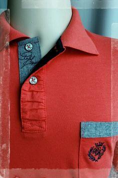 Veja nosso novo produto Polo masculina extra! Se gostar, pode nos ajudar pinando-o em algum de seus painéis :)