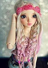 Colorful Bohemian Minifee Chloe