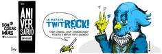 Son Cosas Mías Comic #29 - Twitrock III