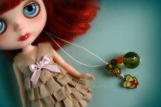 OOAK Custom Blythe doll by Soulgirl Françoise par soulgirldollz