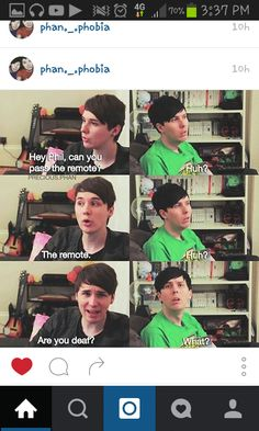 So true x3 Dan and Phil