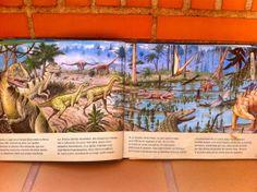Pasado... cuando los dinosaurios poblaban la tierra